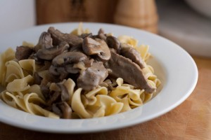 The Majesty of Stroganoff