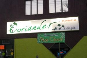 Coriander India Grill
