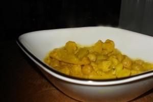 Delicious Mango Korma