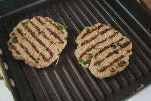 Sesame Burgers