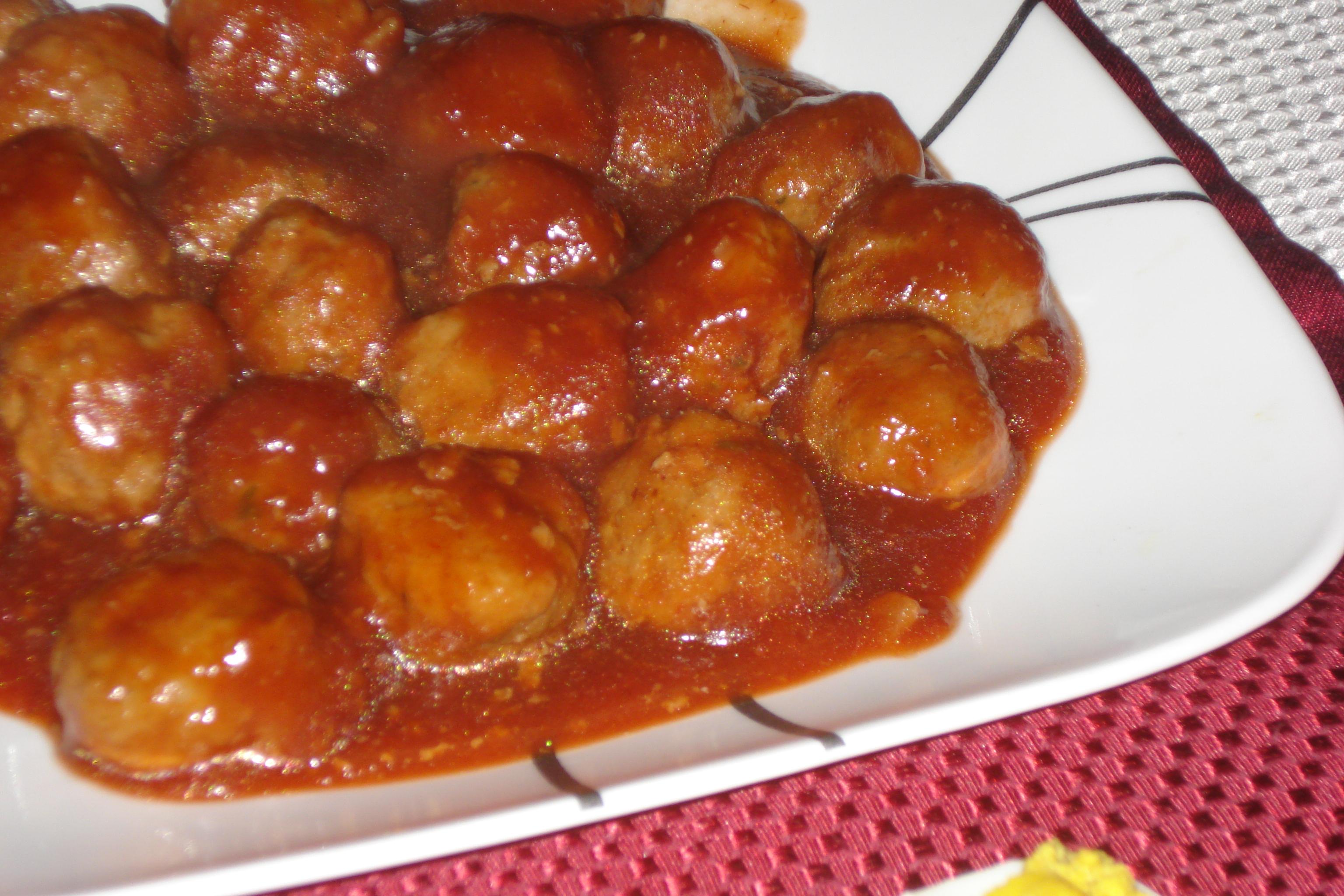 Cranberry Meatballs | S&S Blog