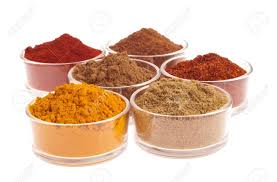 Component Spices for a Chili Powder Blend